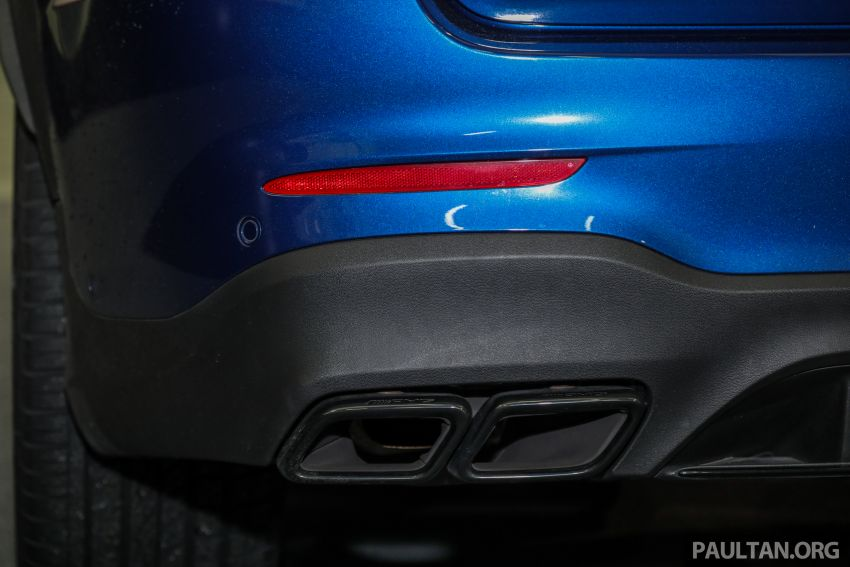 Mercedes-AMG GLC63 and GLC63 Coupe launched in Malaysia – 503 hp, 700 Nm; RM916k and RM934k Image #888172