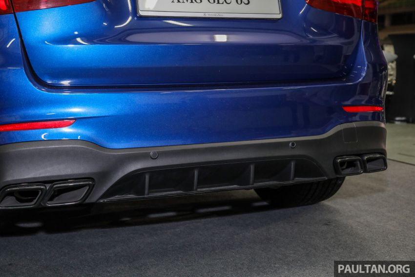Mercedes-AMG GLC63 and GLC63 Coupe launched in Malaysia – 503 hp, 700 Nm; RM916k and RM934k Image #888176