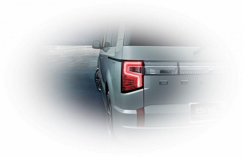 Mitsubishi Delica D:5 makes Japanese market debut Image #893682