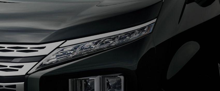 Mitsubishi Delica D:5 kini diperkenalkan di Jepun Image #893950