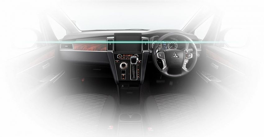 Mitsubishi Delica D:5 kini diperkenalkan di Jepun Image #893976