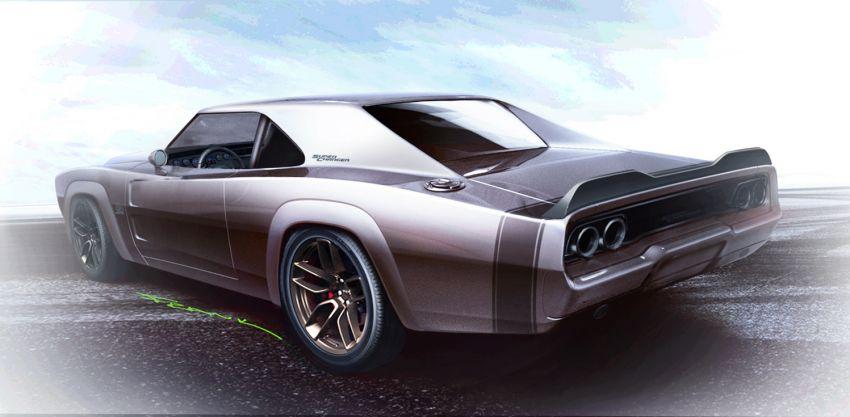 Mopar reveals the Hellephant – 1,000 hp crate engine Image #884869