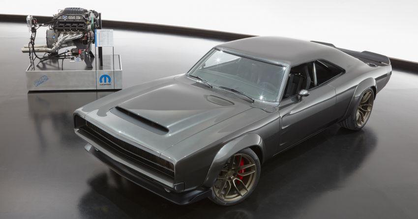 Mopar reveals the Hellephant – 1,000 hp crate engine Image #884858