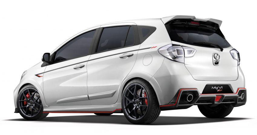 KLIMS18: Perodua Myvi GT – sporty hot hatch concept Image #891761