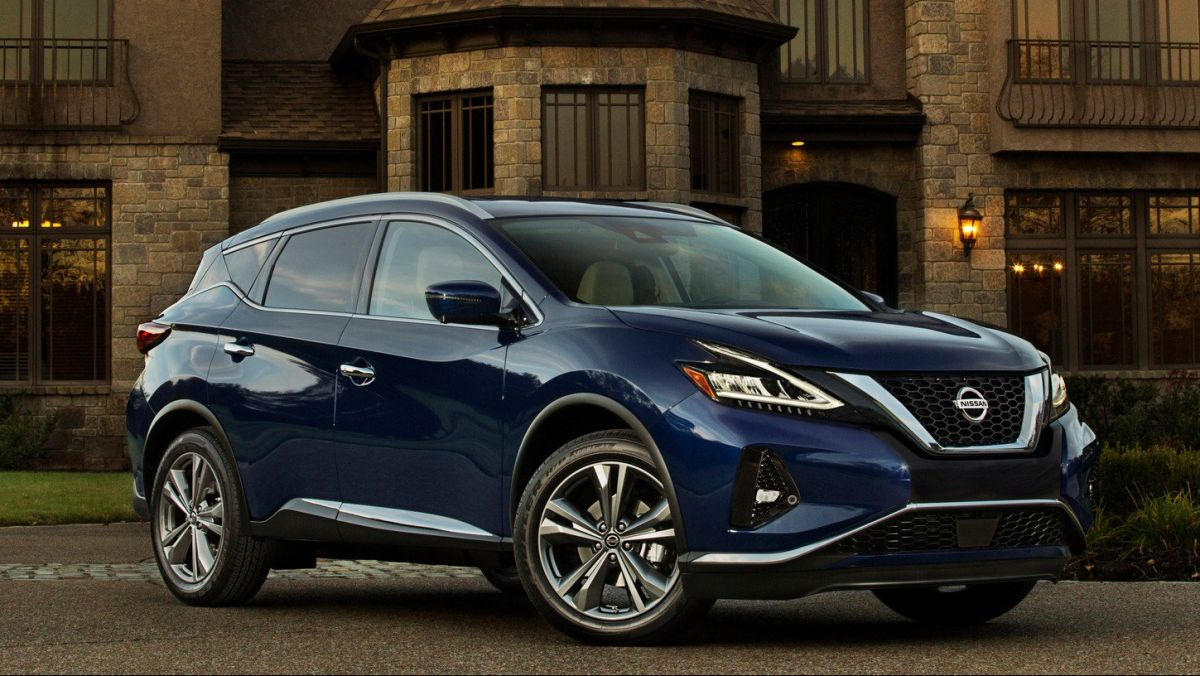 Drift Cars For Sale >> 2019 Nissan Murano facelift - updated looks and tech