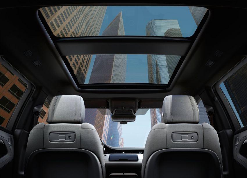 Range Rover Evoque generasi baharu didedahkan – rupa ikonik kekal, padat pelbagai teknologi baharu Image #893274