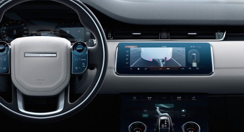 Range Rover Evoque generasi baharu didedahkan – rupa ikonik kekal, padat pelbagai teknologi baharu Image #893277