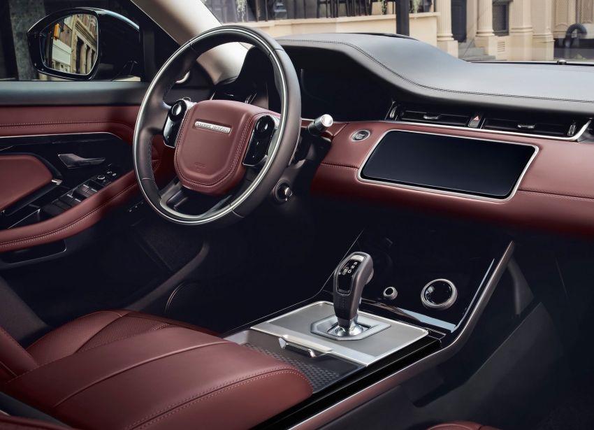 Range Rover Evoque generasi baharu didedahkan – rupa ikonik kekal, padat pelbagai teknologi baharu Image #893287