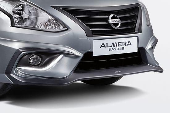 Nissan Almera Black Series revealed – RM70k-RM80k Image #885260