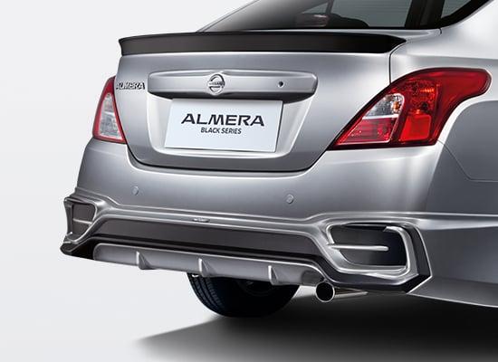 Nissan Almera Black Series revealed – RM70k-RM80k Image #885261