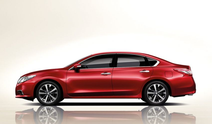 Nissan Teana facelift launched in Thailand, fr RM169k Image #884593
