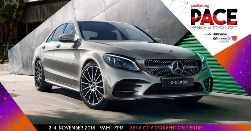 <em>paultan.org</em> PACE 2018 – check out the new Mercedes-Benz C-Class, priced from just RM2,688 a month Image #882517