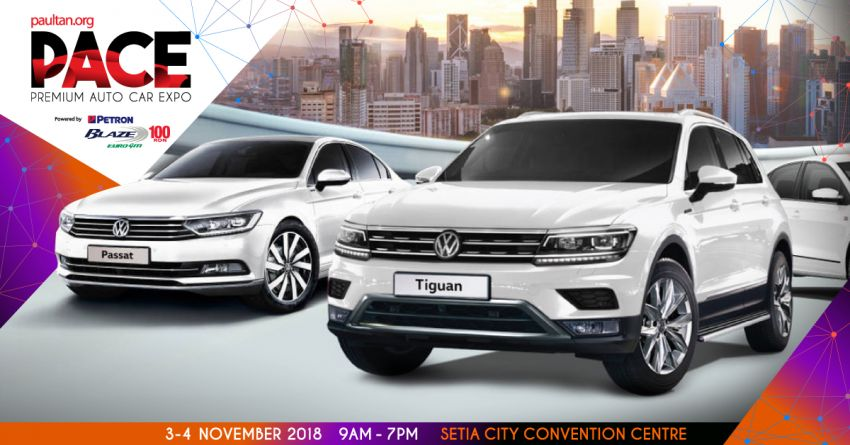 <em>paultan.org</em> PACE 2018 – Volkswagen offering RM2,000 petrol rebate on top of model-specific offers Image #882354