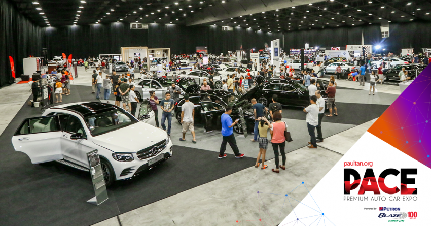 <em>paultan.org</em> PACE 2018 – 214 cars worth over RM50 million sold, close to 20k visitors over one weekend Image #890414