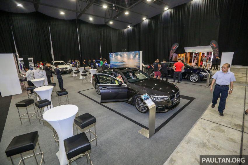 BMW and Mini @ <em>paultan.org</em> PACE – BMW X3, 6 Series Gran Turismo, MINI 3 and 5 Door on show Image #883761