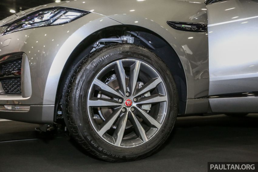 Jaguar Land Rover @ <em>paultan.org</em> PACE – New Jaguar E-Pace, F-Type 2.0L, Range Rover Velar and more Image #883334