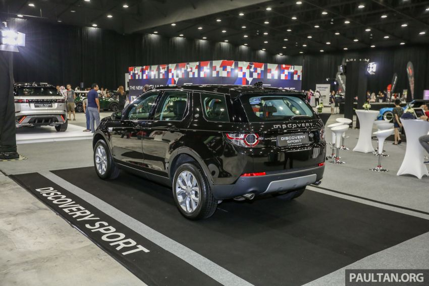 Jaguar Land Rover @ <em>paultan.org</em> PACE – New Jaguar E-Pace, F-Type 2.0L, Range Rover Velar and more Image #883340