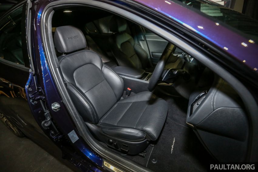 Kia @ <em>paultan.org</em> PACE: Kia Stinger makes an appearance, Optima GT facelift debuts at RM169,888 Image #883736