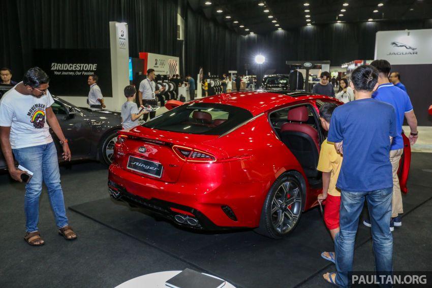 Kia @ <em>paultan.org</em> PACE: Kia Stinger makes an appearance, Optima GT facelift debuts at RM169,888 Image #883739