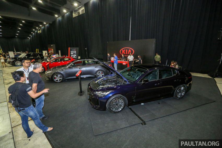 Kia @ <em>paultan.org</em> PACE: Kia Stinger makes an appearance, Optima GT facelift debuts at RM169,888 Image #883725