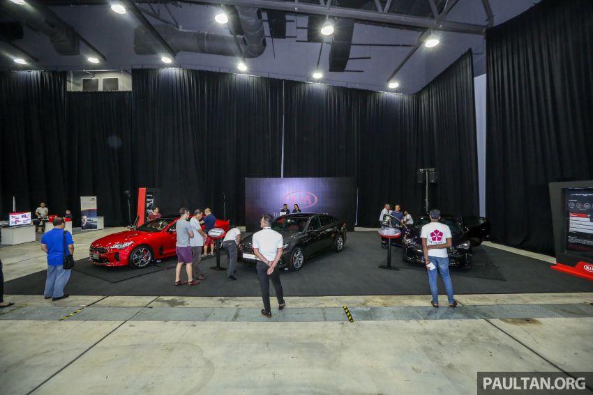 Kia @ <em>paultan.org</em> PACE: Kia Stinger makes an appearance, Optima GT facelift debuts at RM169,888 Image #883729