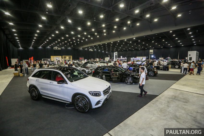 Mercedes-Benz @ <em>paultan.org</em> PACE – C-Class facelift and new A-Class leads an all-star line-up at the show Image #883620
