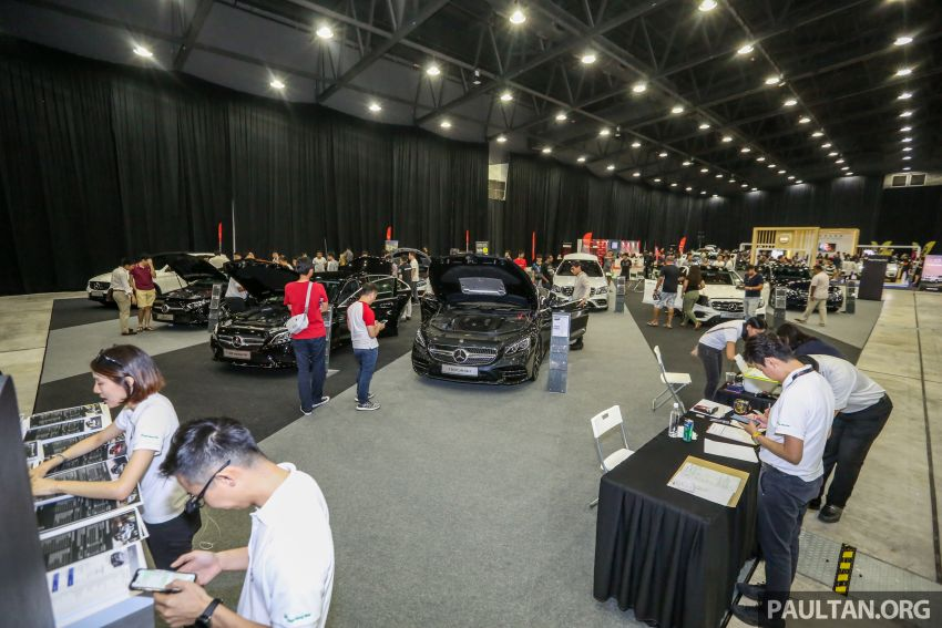 Mercedes-Benz @ <em>paultan.org</em> PACE – C-Class facelift and new A-Class leads an all-star line-up at the show Image #883621
