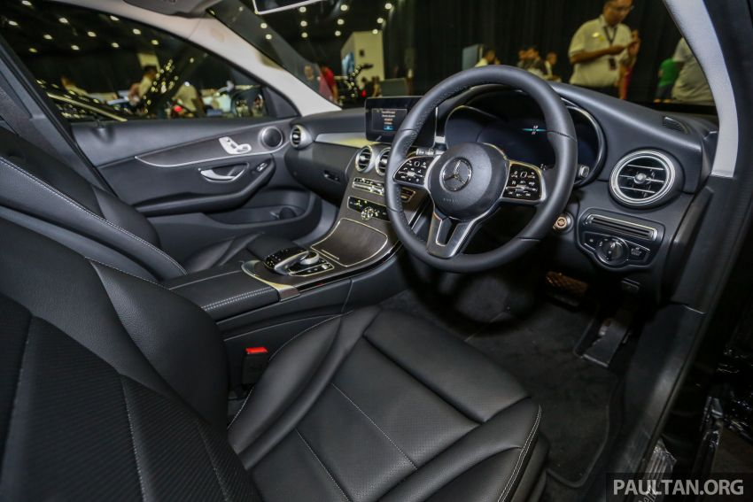 Mercedes-Benz @ <em>paultan.org</em> PACE – C-Class facelift and new A-Class leads an all-star line-up at the show Image #883645