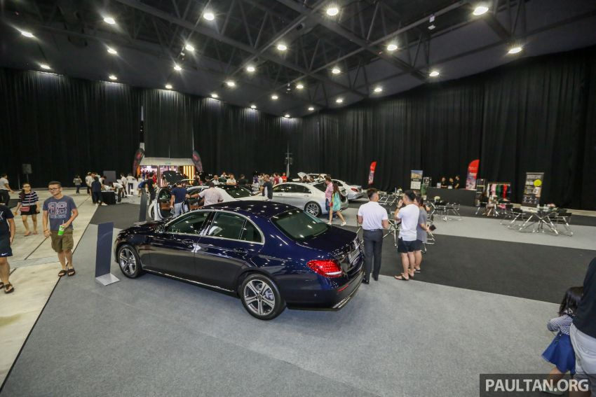 Mercedes-Benz @ <em>paultan.org</em> PACE – C-Class facelift and new A-Class leads an all-star line-up at the show Image #883622