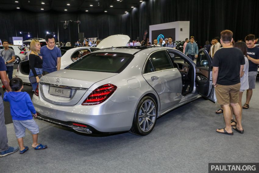 Mercedes-Benz @ <em>paultan.org</em> PACE – C-Class facelift and new A-Class leads an all-star line-up at the show Image #883653