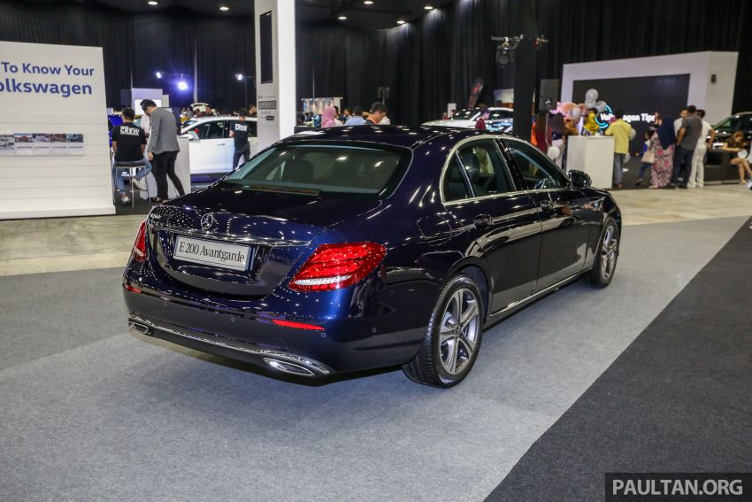Mercedes-Benz @ <em>paultan.org</em> PACE – C-Class facelift and new A-Class leads an all-star line-up at the show Image #883626