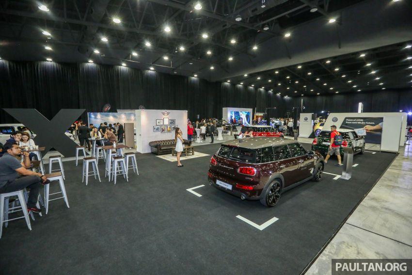 BMW and Mini @ <em>paultan.org</em> PACE – BMW X3, 6 Series Gran Turismo, MINI 3 and 5 Door on show Image #883792