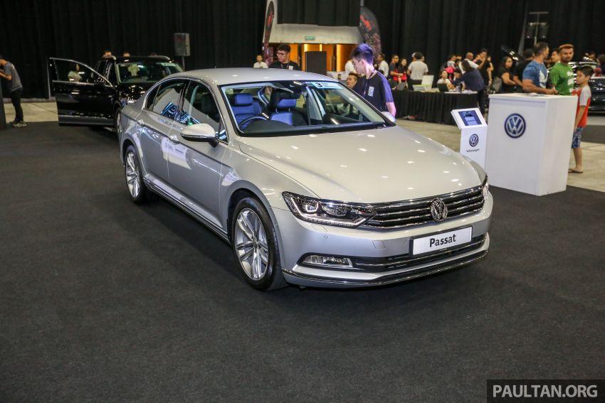 Volkswagen @ paultan.org PACE 2018 – Arteon previewed; Passat, Beetle, Golf range on display Image #883677