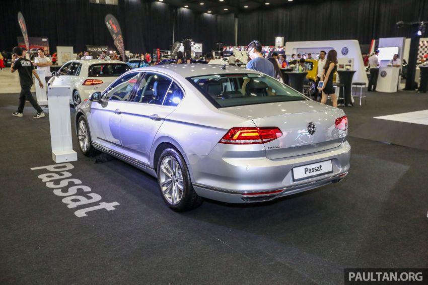 Volkswagen @ paultan.org PACE 2018 – Arteon previewed; Passat, Beetle, Golf range on display Image #883679