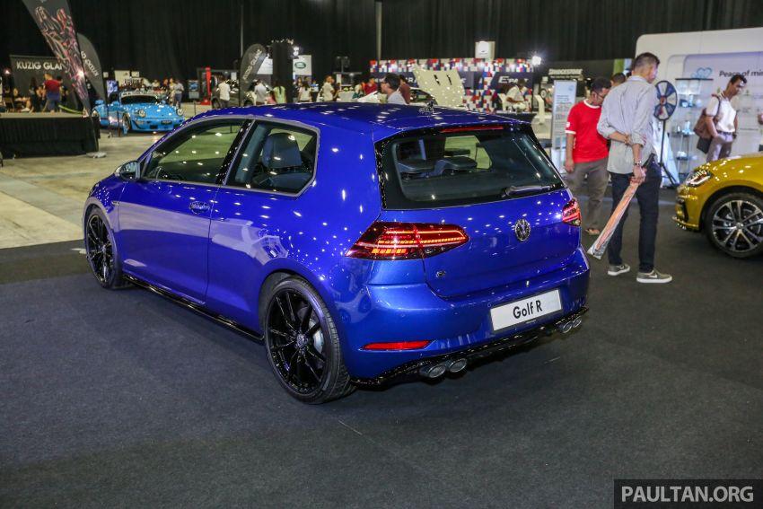 Volkswagen @ paultan.org PACE 2018 – Arteon previewed; Passat, Beetle, Golf range on display Image #883690
