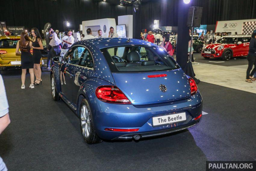 Volkswagen @ paultan.org PACE 2018 – Arteon previewed; Passat, Beetle, Golf range on display Image #883701
