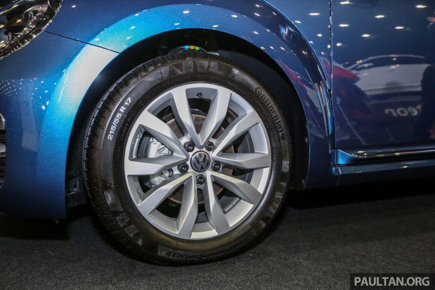 Volkswagen @ paultan.org PACE 2018 – Arteon previewed; Passat, Beetle, Golf range on display Image #883702