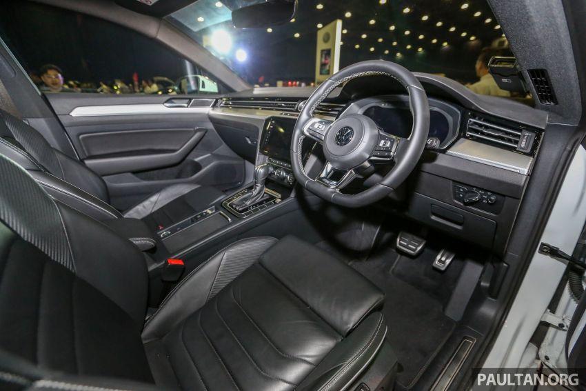 Volkswagen @ paultan.org PACE 2018 – Arteon previewed; Passat, Beetle, Golf range on display Image #883714