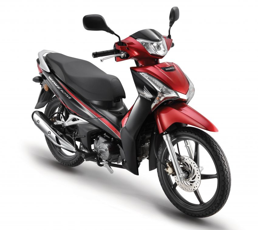 Honda Wave 125 Price >> 2019 Honda Wave 125i – price drops to RM5,999 for single-disc, RM6,299 for double-disc, LED ...