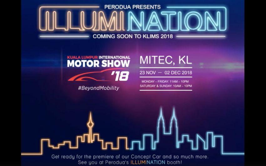 Perodua to display concept car at KLIMS – new SUV? Image #888055