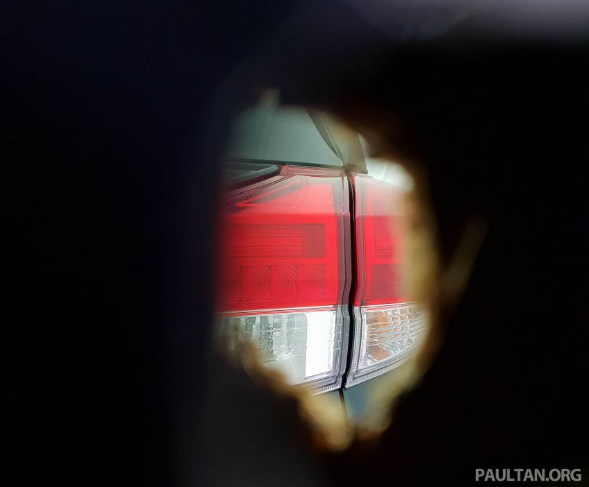 KLIMS18: Perodua teases new SUV model – expected launch in 2019; based on seven-seat Toyota Rush? Image #891178