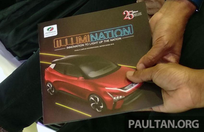 KLIMS18: Perodua X-Concept – P2's future hatchback Image #891174