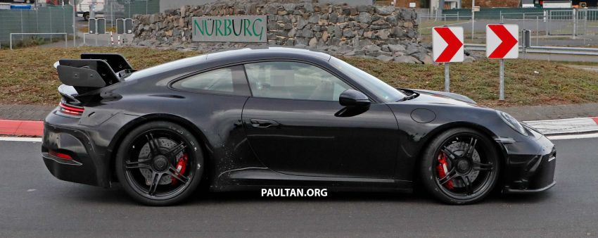 SPIED: 992 Porsche 911 GT3 to be naturally aspirated? Image #885581