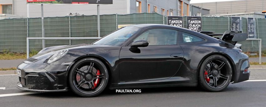 SPIED: 992 Porsche 911 GT3 to be naturally aspirated? Image #885588