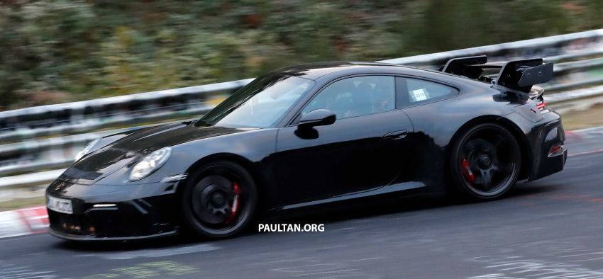 SPIED: 992 Porsche 911 GT3 to be naturally aspirated? Image #885598