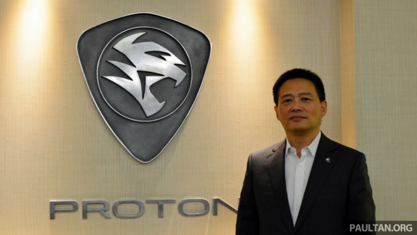 What is Proton's future direction and what can you expect – an interview with its CEO Li Chunrong Image #886726