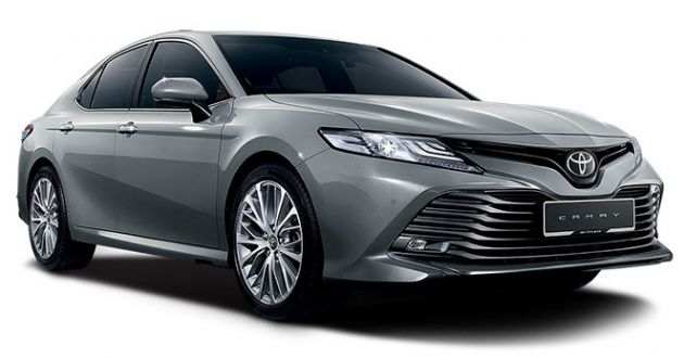 2019 Toyota Camry 2 5V Malaysian specs out, RM190k