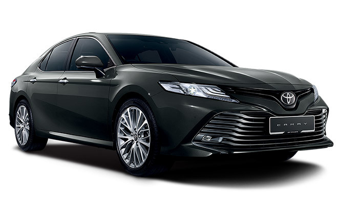 2019 Toyota Camry 2.5V Malaysian specs out, RM190k Image #882166