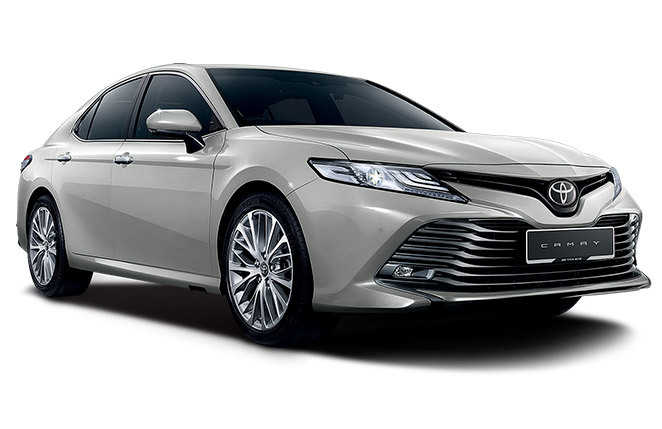2019 Toyota Camry 2.5V Malaysian specs out, RM190k Image #882148