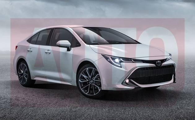 Toyota Corolla sedan 2019 diperkenal di China 16 Nov Image #886780